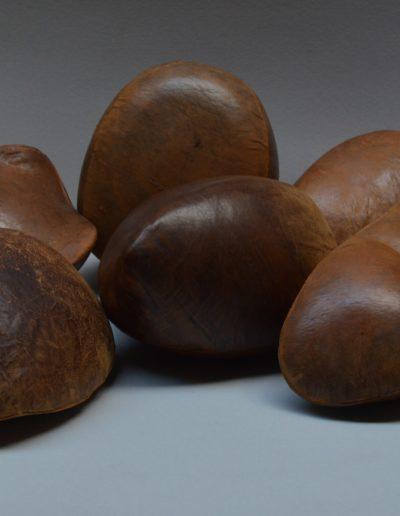 pierre de cuir / Ledersteine